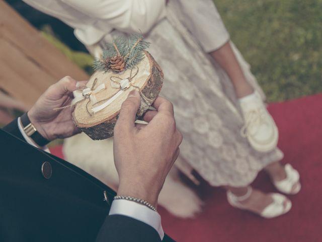 Il matrimonio di Riccardo e Laura a Corvara in Badia- Corvara, Bolzano 57