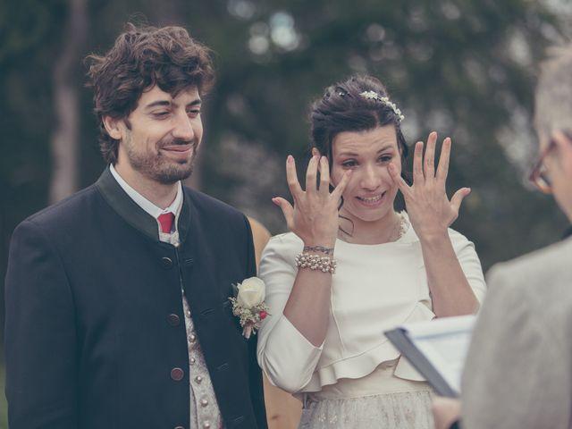 Il matrimonio di Riccardo e Laura a Corvara in Badia- Corvara, Bolzano 58