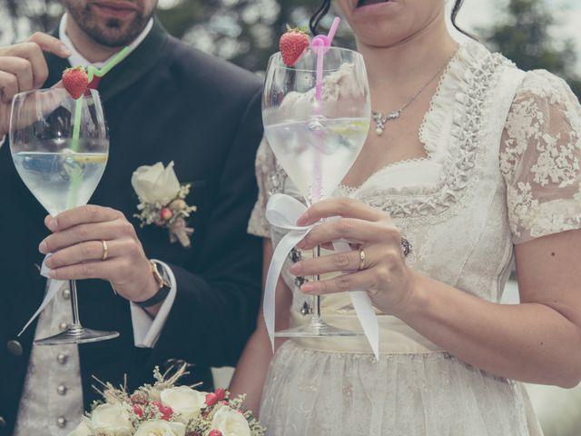 Il matrimonio di Riccardo e Laura a Corvara in Badia- Corvara, Bolzano 63