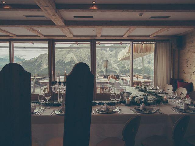 Il matrimonio di Riccardo e Laura a Corvara in Badia- Corvara, Bolzano 66