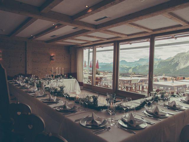 Il matrimonio di Riccardo e Laura a Corvara in Badia- Corvara, Bolzano 68