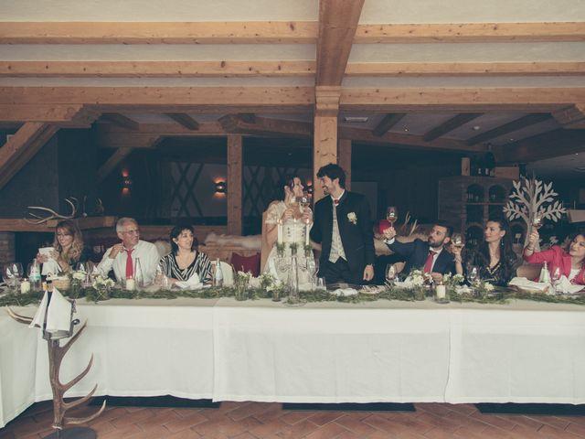 Il matrimonio di Riccardo e Laura a Corvara in Badia- Corvara, Bolzano 69