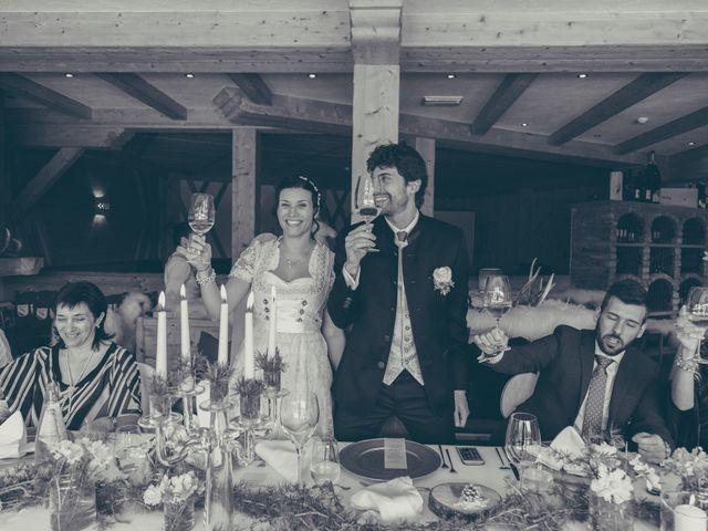 Il matrimonio di Riccardo e Laura a Corvara in Badia- Corvara, Bolzano 70