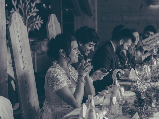 Il matrimonio di Riccardo e Laura a Corvara in Badia- Corvara, Bolzano 72