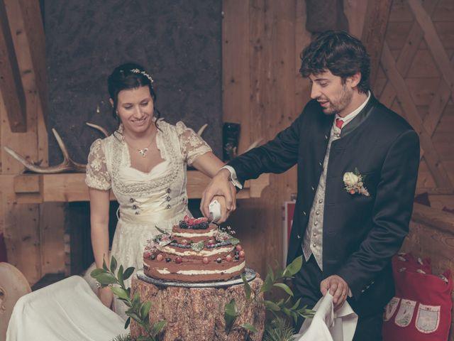 Il matrimonio di Riccardo e Laura a Corvara in Badia- Corvara, Bolzano 75