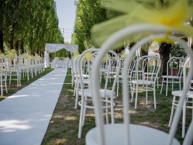Il matrimonio di Giancarla e Arnes a Padova, Padova 22