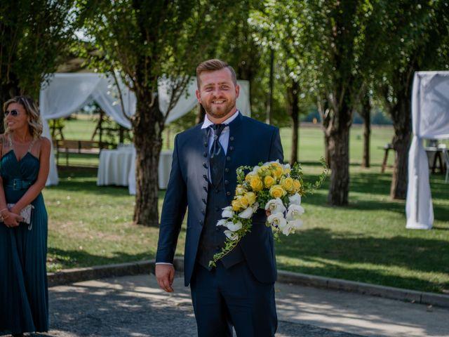 Il matrimonio di Giancarla e Arnes a Padova, Padova 27