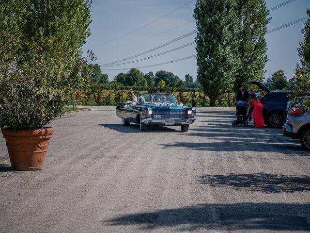 Il matrimonio di Giancarla e Arnes a Padova, Padova 28