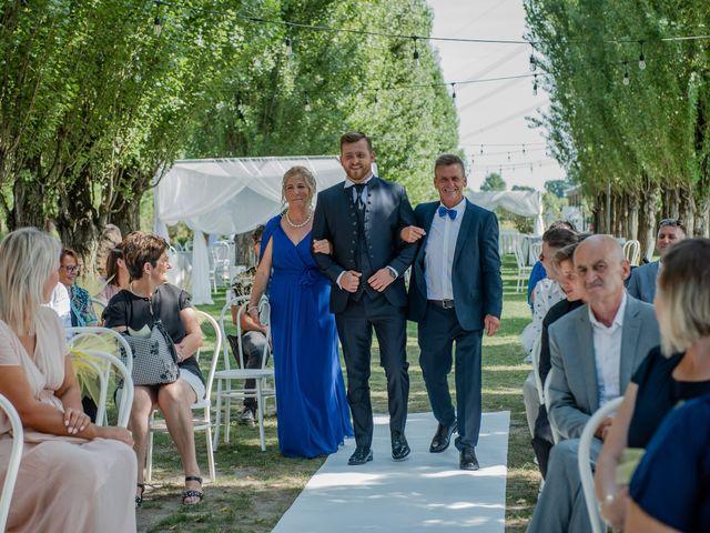 Il matrimonio di Giancarla e Arnes a Padova, Padova 30