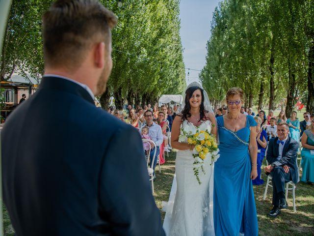 Il matrimonio di Giancarla e Arnes a Padova, Padova 31
