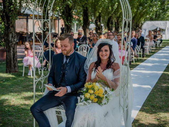 Il matrimonio di Giancarla e Arnes a Padova, Padova 34