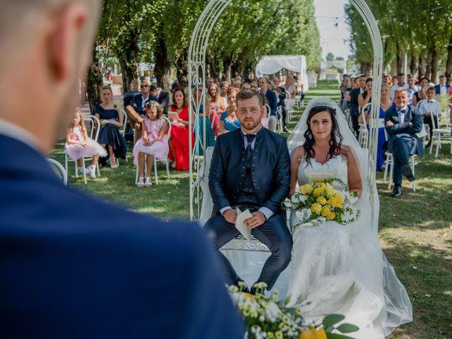 Il matrimonio di Giancarla e Arnes a Padova, Padova 35
