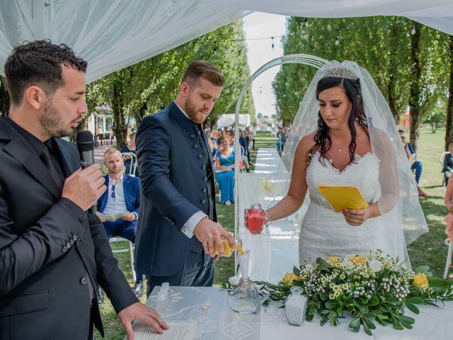 Il matrimonio di Giancarla e Arnes a Padova, Padova 38