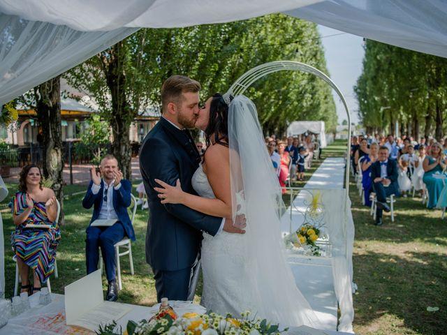 Il matrimonio di Giancarla e Arnes a Padova, Padova 46