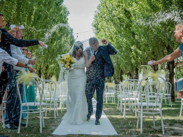 Il matrimonio di Giancarla e Arnes a Padova, Padova 47
