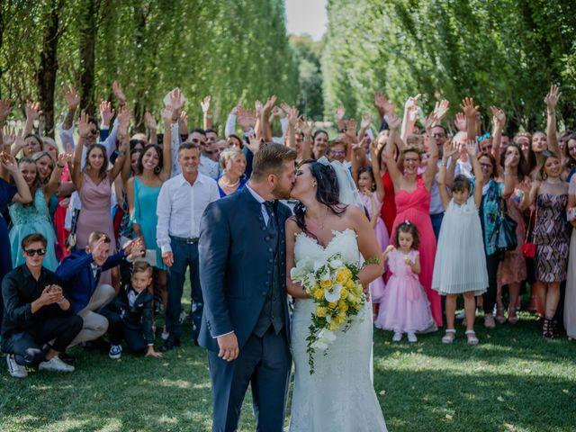 Il matrimonio di Giancarla e Arnes a Padova, Padova 49