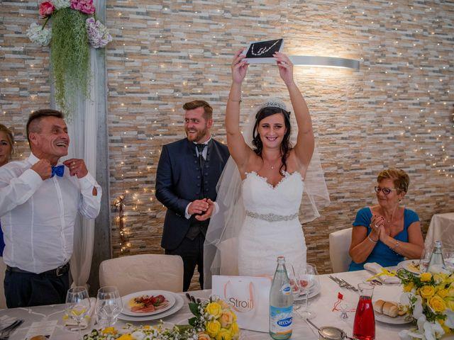Il matrimonio di Giancarla e Arnes a Padova, Padova 59