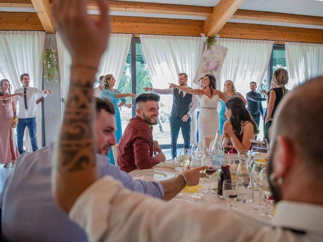 Il matrimonio di Giancarla e Arnes a Padova, Padova 62
