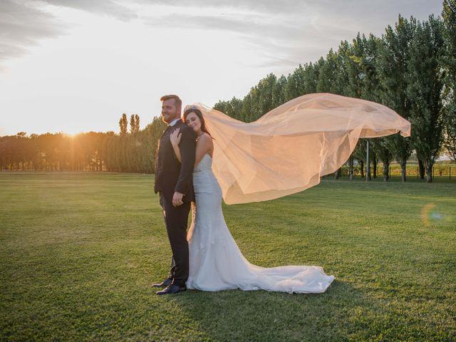 Il matrimonio di Giancarla e Arnes a Padova, Padova 63