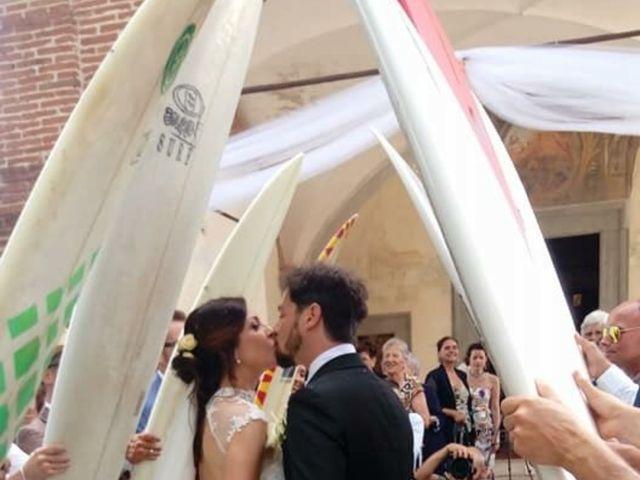 Il matrimonio di Alessandro  e Cecilia  a San Giuliano Terme, Pisa 4