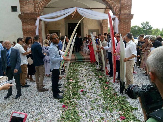 Il matrimonio di Alessandro  e Cecilia  a San Giuliano Terme, Pisa 2