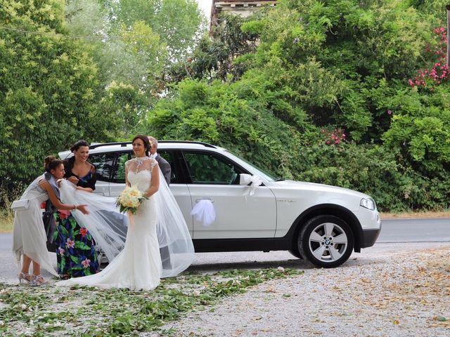 Il matrimonio di Alessandro  e Cecilia  a San Giuliano Terme, Pisa 14