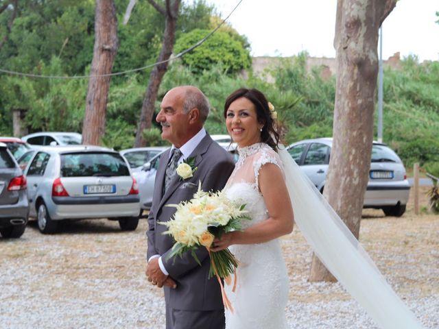 Il matrimonio di Alessandro  e Cecilia  a San Giuliano Terme, Pisa 16