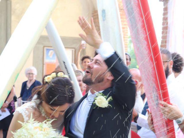 Il matrimonio di Alessandro  e Cecilia  a San Giuliano Terme, Pisa 17