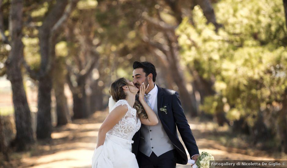 Il matrimonio di Luciana e Nico a Bitritto, Bari