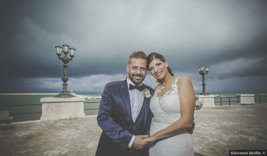 Il matrimonio di DONATO e ROSANNA a Bari, Bari