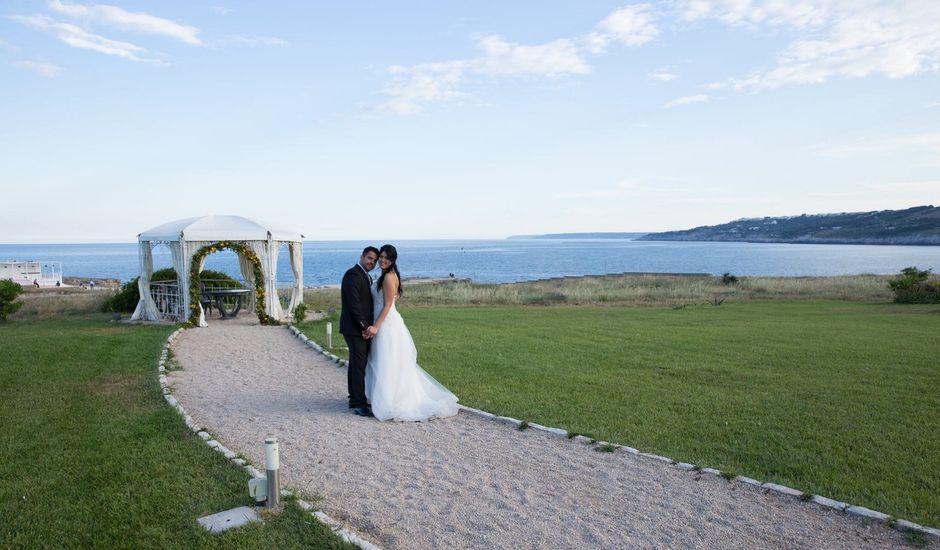 Il matrimonio di Damiano e Alessandra a Santa Cesarea Terme, Lecce