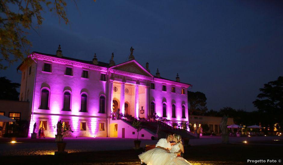 Il matrimonio di Manuel e Cristina a Vedelago, Treviso