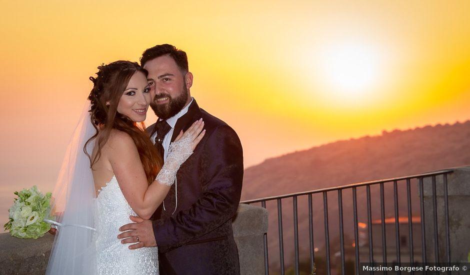 Il matrimonio di Tina e Maurizio a San Ferdinando, Reggio Calabria