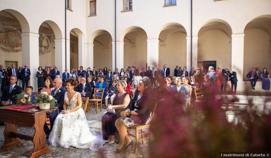 Il matrimonio di Luca e Alessia a Massa Martana, Perugia