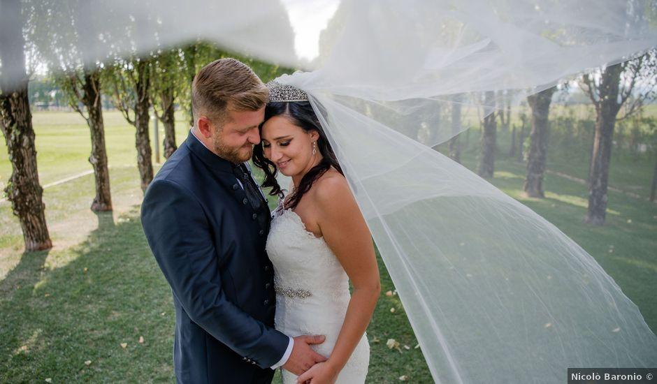Il matrimonio di Giancarla e Arnes a Padova, Padova