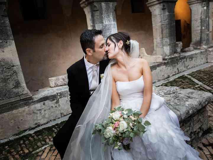 le nozze di Fernanda e Livio