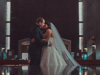 Le nozze di Karin e Giuseppe