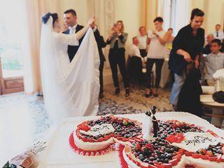 Le nozze di Rosario e Linda
