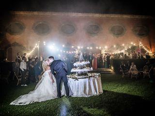 Le nozze di Benedetta e Gian Lorenzo