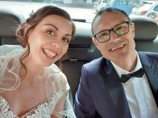 Le nozze di Teresa e Stefano