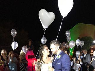 Le nozze di Marcello e Martina 1