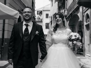 Le nozze di Oriana e Silvio