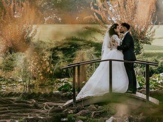 Le nozze di Teresa e Mariano