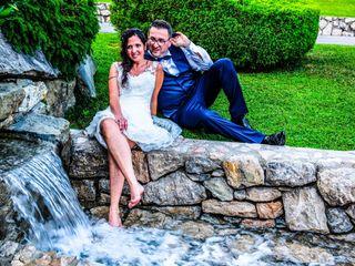 Le nozze di Donatella e Marino