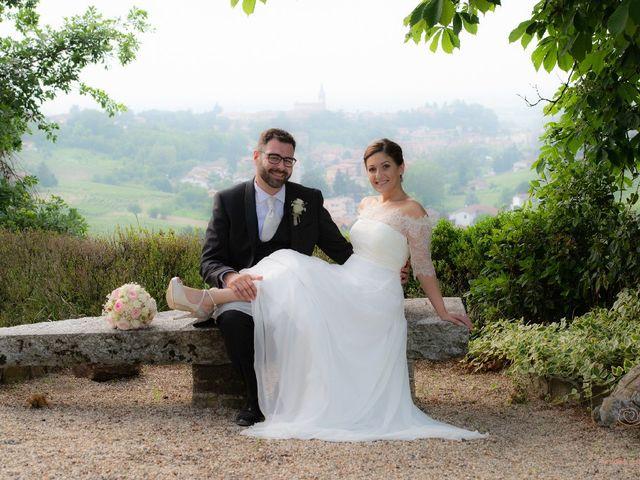 Il matrimonio di Jessica e Alessandro a Casteggio, Pavia 6