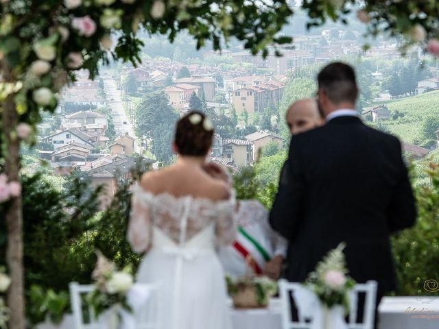 Il matrimonio di Jessica e Alessandro a Casteggio, Pavia 10
