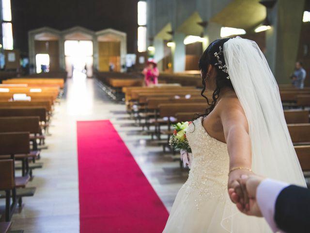 Il matrimonio di Giuseppe e Karin a Chieri, Torino 14