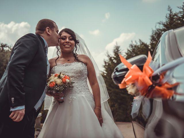 Il matrimonio di Giuseppe e Karin a Chieri, Torino 1