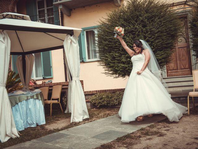 Il matrimonio di Giuseppe e Karin a Chieri, Torino 22