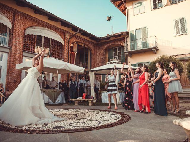 Il matrimonio di Giuseppe e Karin a Chieri, Torino 34